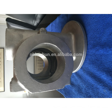Casting Iron With Custom Metal Part