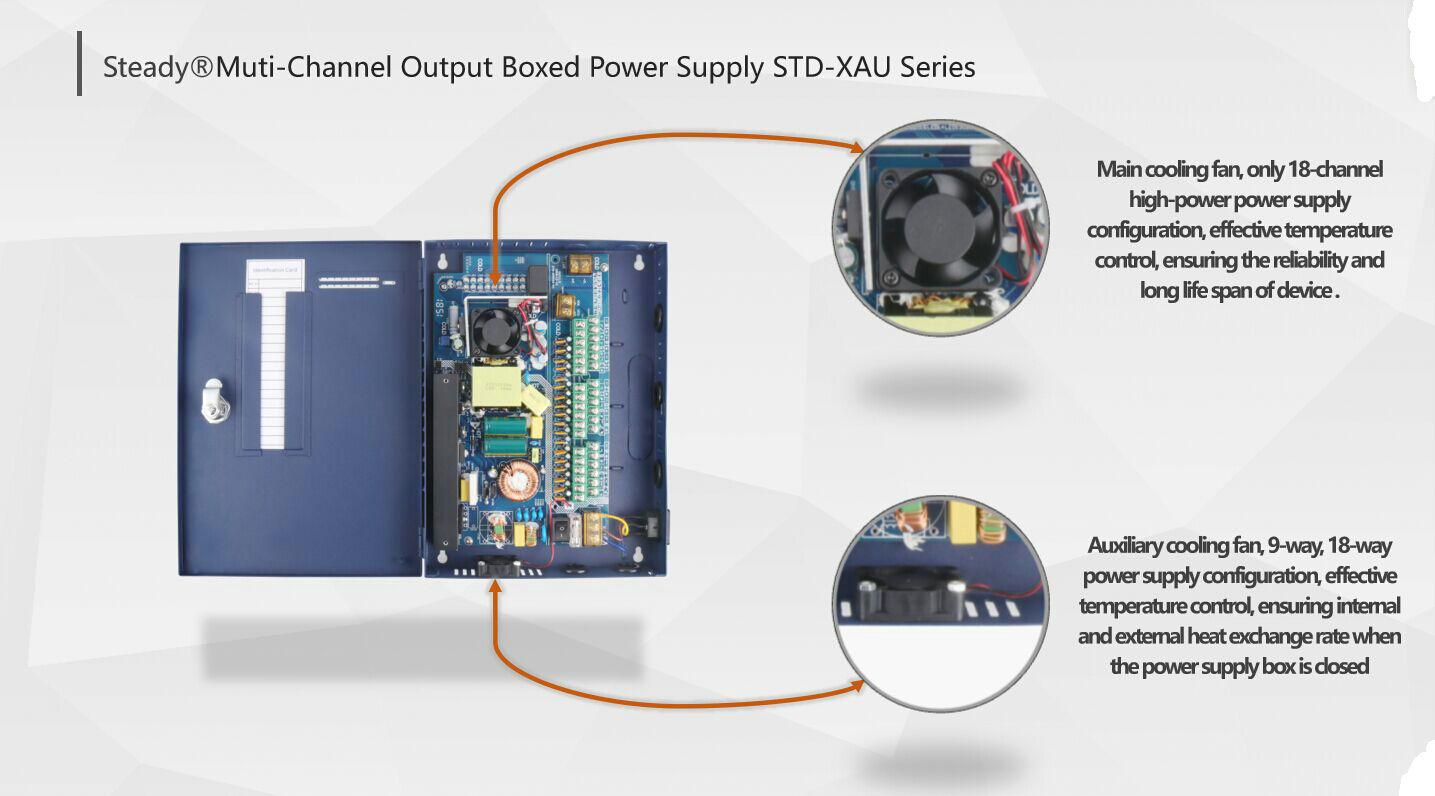 Cctv Power Box 1