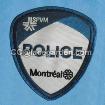 Merrowed Embroidery Patches