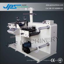 PVC, Pet, PE Folie Schneidemaschine mit Schlitzfunktion