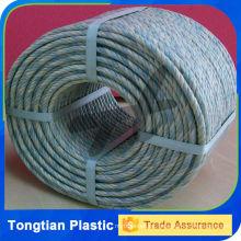Cuerda trenzada de la cuerda de la pesca PP / PE / cuerda de nylon