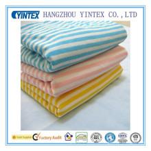 Tela a prueba de agua de la raya del paño de alta calidad de la toalla