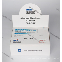 Инъекция глутатиона 3000 мг + Vc Инъекция + Cindelle