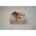 Gift company Christmas tree design communion decoration box