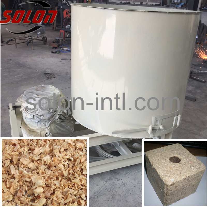 Glue Mixing machine for wood pallet block machine