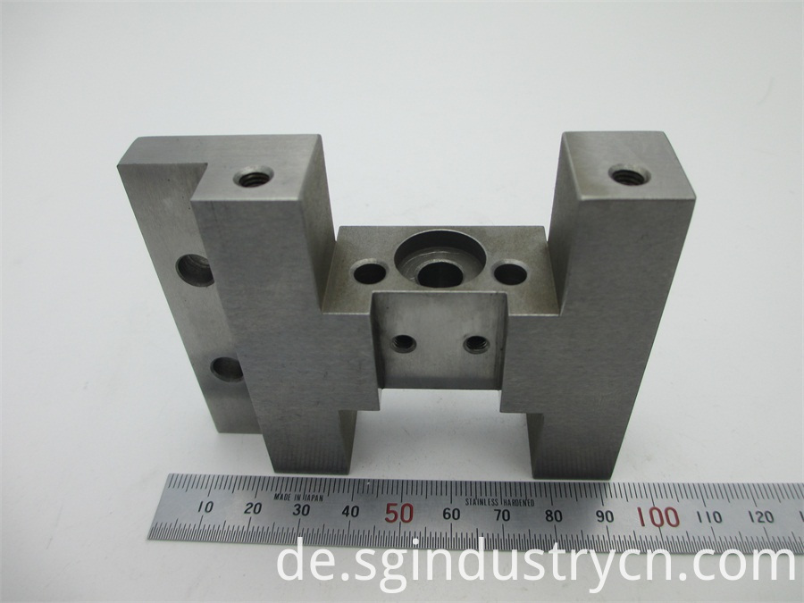 Cnc Steel Milling Fabrication