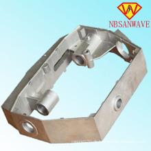 Aluminium Druckguss für Emerson Rohrschneider