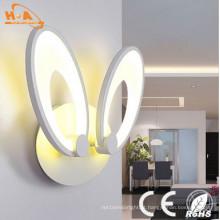 Iluminação de sala de estar de alto grau com lâmpada de parede fotométrica de uniformidade