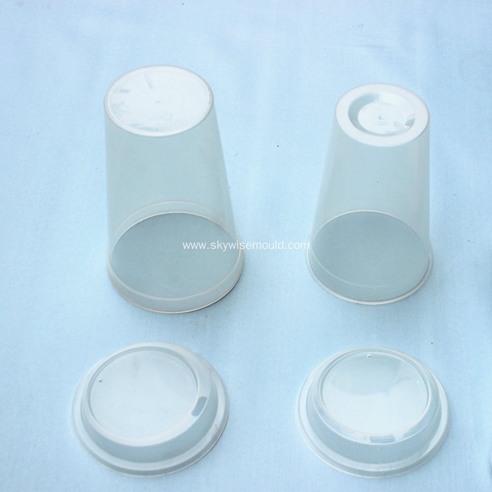 Disposable Plastic Drinking Cup Injection Mould