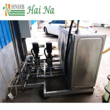 Purificador do tratamento de gás de conduto da aplicação da indústria da caldeira