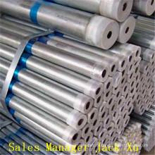Sa-192 nahtlose Stahlrohr verzinken Metallrohr nahtlose Kohlenstoffstahl Rohre Sa210 a1