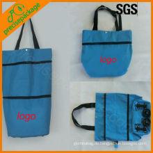 Schlepp-Schlepp-Paket zusammenklappbare Einkaufstasche