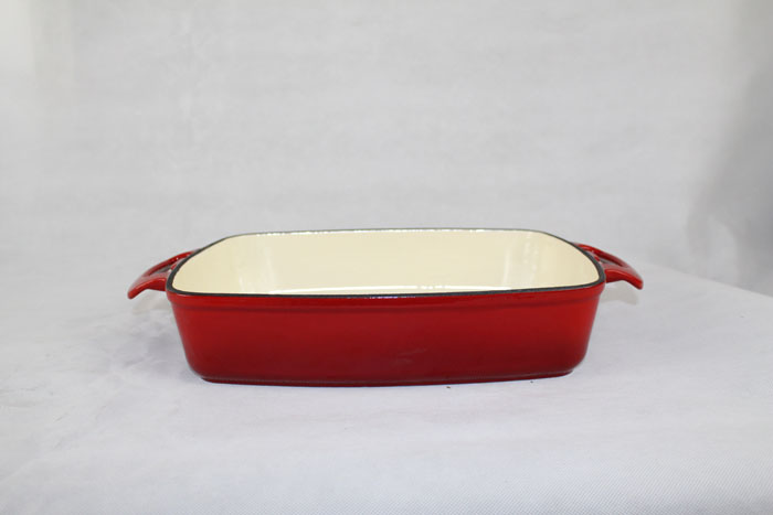 Cast Iron Baking Dish