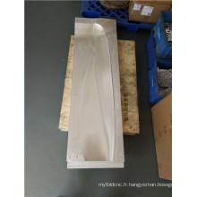 Outils abrasifs d'usinage CNC à grand portique
