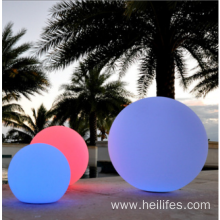 Public Square LED Ball Light