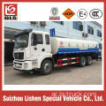 15000 liter Stainless steel truck for drinking water truck