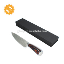 8 inch Chef Knife Kitchen Knife Utensils Stainless Steel Color Wood Handle Chef Knife with Gift Box