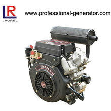 20HP Air Cooled Diesel Engine with V-Twin