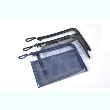 B5 size pvc zipper bag