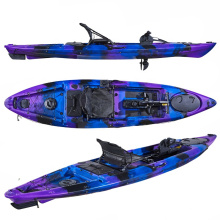Alibaba top watersports supplier 12ft propel drive fishing kayak with pedal