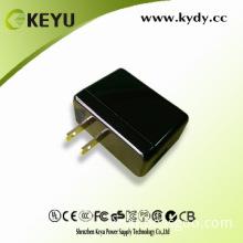 Polished Surface AC DC USB power supply 5V 1A Europe type