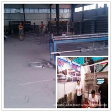 Grillage soudé par atelier pour le matériel de constructions