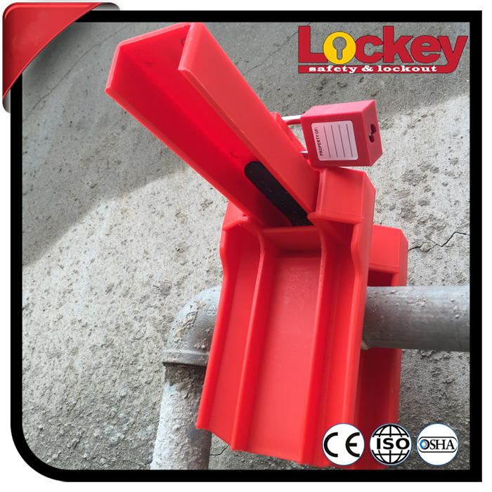 Ball Valve Lockout