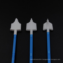 Disposable sterile cervical cytology brush