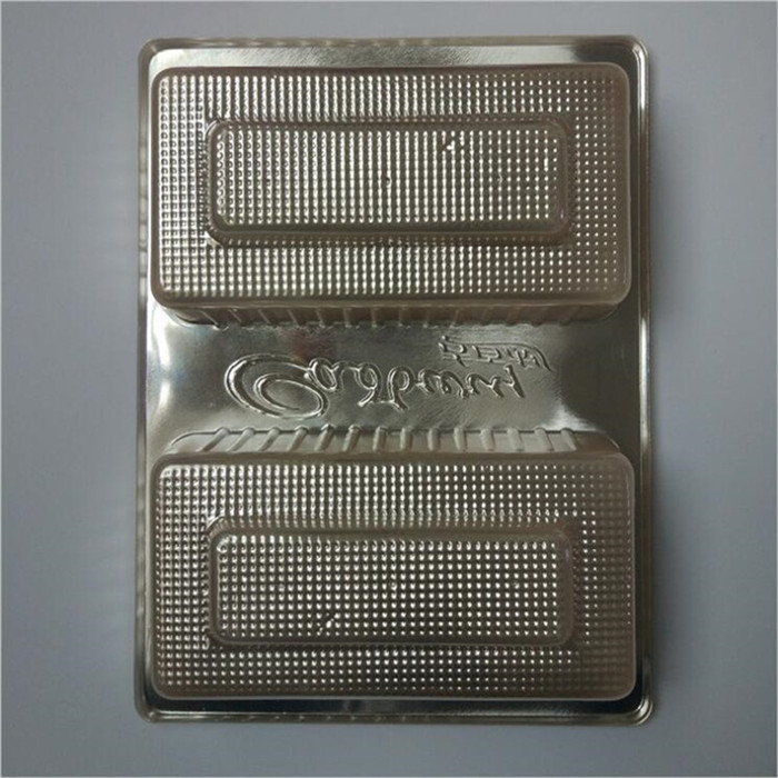 Plastic Two Candys Tray