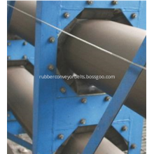 ep fabric pipe conveyor belt