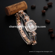 Luxury Lady Beautiful Fashion Rhinestone Wrist Watch SOXY017