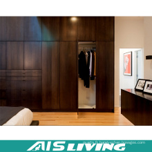Placard classique de garde-robe de mélamine avec des tiroirs (AIS-W371)