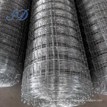 Austrália usar 200m longo 245g / m2 cerca de campo de revestimento galvanizado