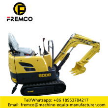Small Farmland Use Excavator with Low Price