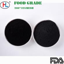 Granulierte Pellet-Pulver-Aktivkohle des Nahrungsmittelgrades auf Holzbasis