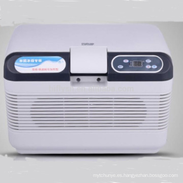 HF-15L (102) DC 12V / AC 220V enfriador del refrigerador del coche mini uso portátil del hogar y del coche (certificado CE)