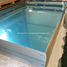 Feuille de brasage en aluminium 3003 pour échange de chaleur