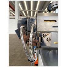 Máquina sopradora de filme PE, extrusora de filme de laboratório, máquina de filme extensível de teto de PVC