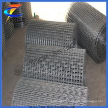 Grillage soudé galvanisé de haute qualité 6X6 concret de treillis métallique