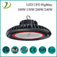 ETL DLC aprovado Led High Bay Light