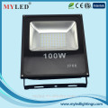 Alliage d'aluminium LED High Bay Light 100W Waterproof IP65 LED FloodLight