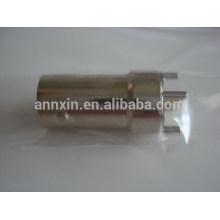 Conector de cable modificado para requisitos particulares de la caja del vado del bnc