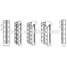 Walzenformmaschinen für Stahlpalettenlagerregale