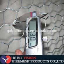 PVC recubierto y Galvanizado pequeño pollo hexagonal alambre de alambre de alibaba china proveedor