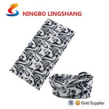 ningbo lingshang Benutzerdefinierte bunte magische multifunktionale Kopfbedeckung Schädel Bandana