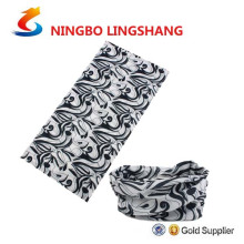 ningbo lingshang Custom promotional colorful magic multifunctional headwear skull bandana