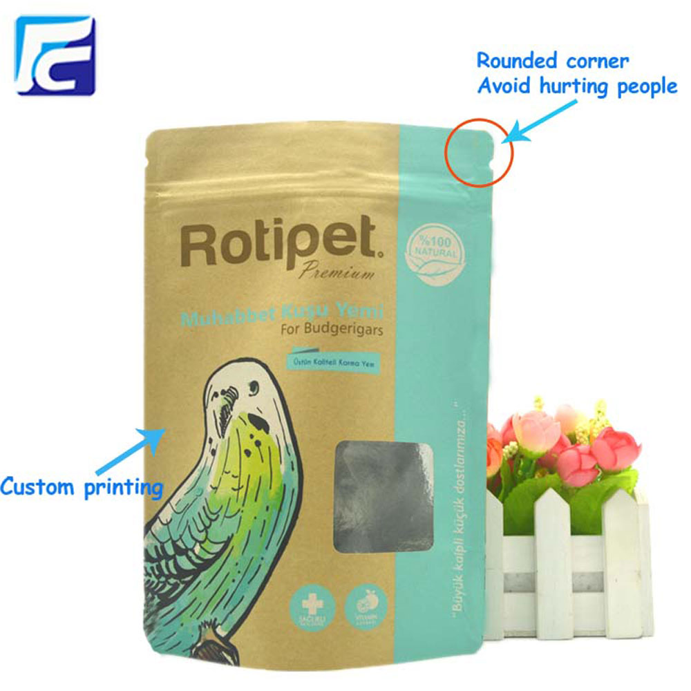 Bird Food Bag