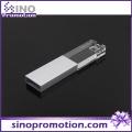 Movimentação feita sob encomenda por atacado do flash do USB do metal 500MB do tamanho