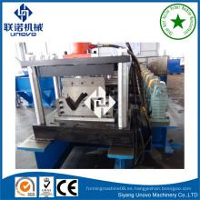 Rodillo que forma la línea a la máquina de la fabricación del downpipe de la costura