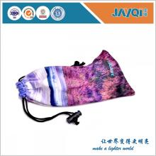 Soft Microfiber Glasses Bag with Digital Printed